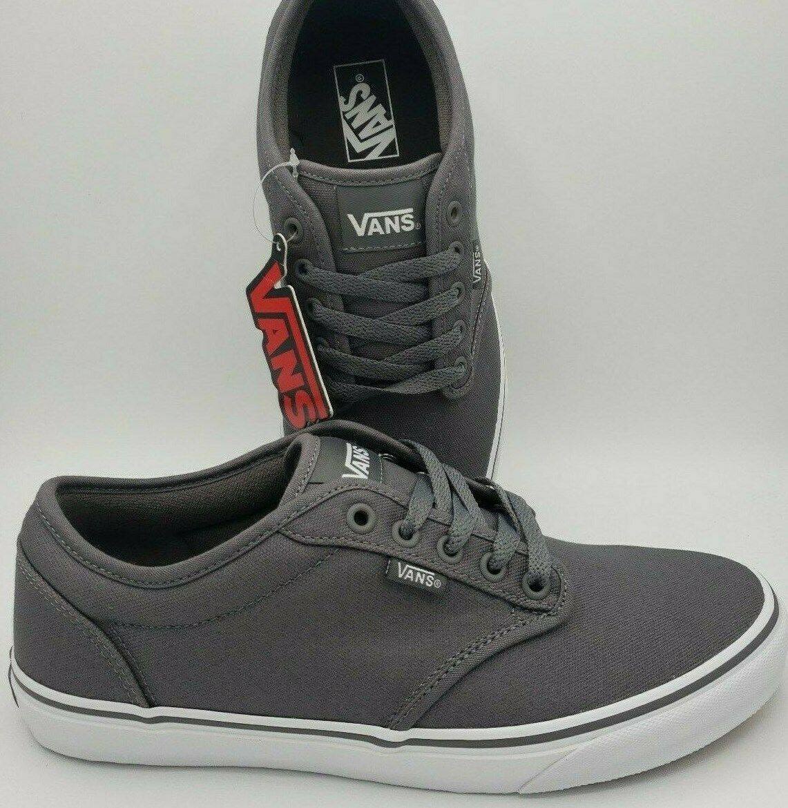 VANS Atwood Canvas Vn-0tuy4wv Pewter