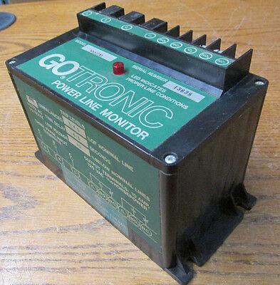 Gotronic 555100 Power Line Monitor 480vac 5060hz 3 Phase