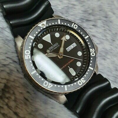 Seiko Diver SKX007 Watch for Men Great!