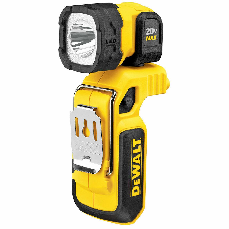 DeWalt 20V MAX LED Hand Held Worklight Bare Tool 160 Lumens