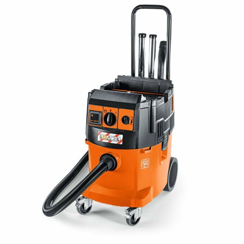 FEIN Turbo II X  Professional Wet/Dry Dust Vacuum Cleaner set - 92029060090