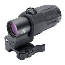 EOTech G33.STS 3x Water/Fogproof Red Dot Sight Magnifier w/ Mount - Black