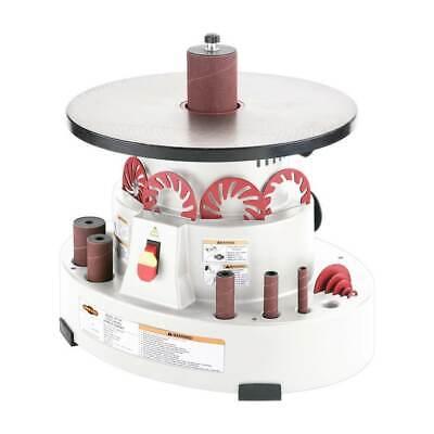 Shop Fox W1846 W1846 120-volt Single-phase Benchto Oscillating Spindle Sander