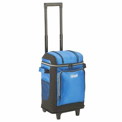 Coleman 3000001309 42-Cans Blue Wheel/Rolling Handle Soft