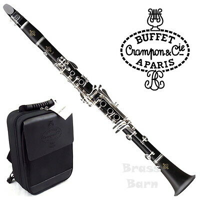 NEW Buffet Crampon E12F Intermediate Bb Clarinet FREE SHIPPING BrassBarn