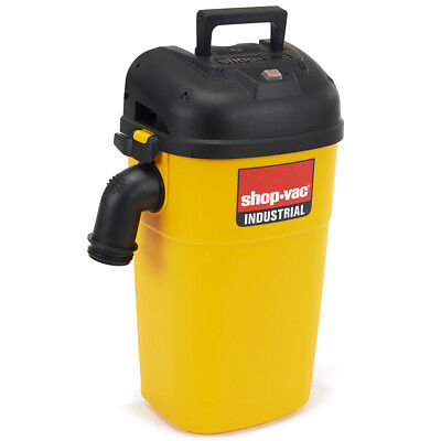 Shop-Vac 3942010 5-Gallon 5-HP Wall Mount Industrial Wet Dry