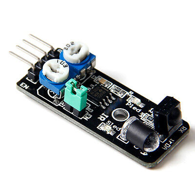 Obstacle Avoidance Sensor Infrared Ir Sensor Smart Car For Arduino
