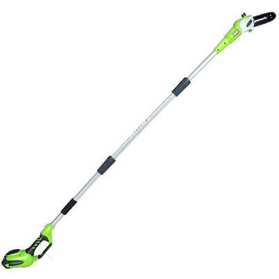 Greenworks G-MAX 40V 2Ah 8-Inch Cordless Pole Saw Tool Only