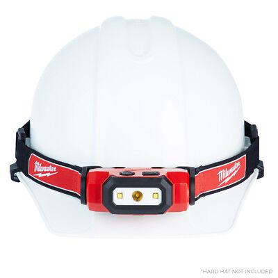 Milwaukee 2111-21 475-Lumen 7-Position Multi-Pattern Compact Headlamp Kit