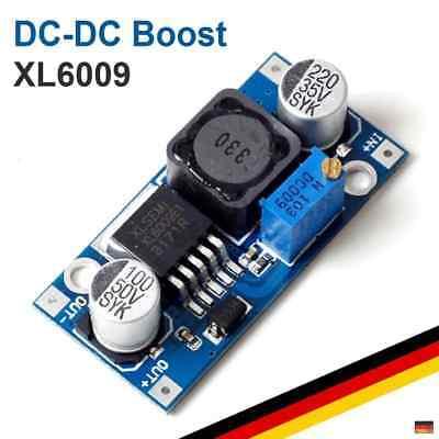 XL6009 DC-DC Boost Modul Step Up / LM2577 Schaltregler Konverter Arduino Schaltregler