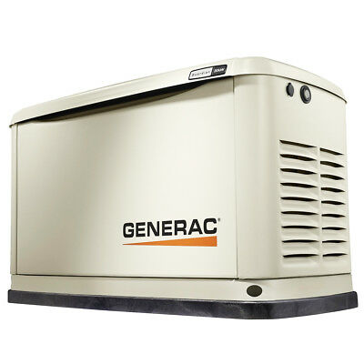 Generac 7040 20kw 200-amp Air-cooled Standby Back-up Power Generator