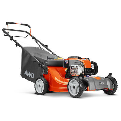 Husqvarna Lc 221A 21 Inch 162Cc All Wheel Drive Gas Powered Lawn Mower