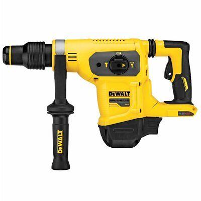Dewalt Dch481b 60v 1-916-inch Sds-max Combination Hammer - Bare Tool