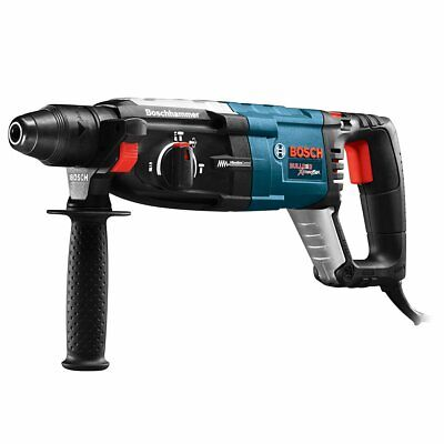 Bosch Gbh2-28l 8.5 Amp 1-18 Sds-plus Xtreme Max Rotary Hammer - Reconditioned