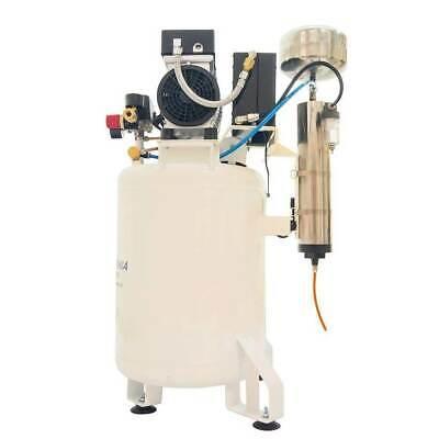 California Air Tools 10010dcad 110-volt 10.0-gallon Steel Tank Air Compressor
