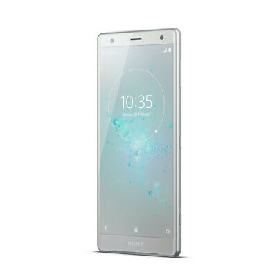 Sony Xperia XZ2 - 64GB - 4GB RAM - 19MP Cam - Silber ...TOP...