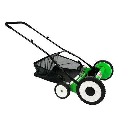 DuroStar Lawn Demon DS2000LD 20-Inch 5-Blade Height Adjusting Push Reel Mower