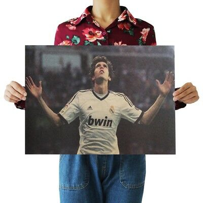 US SELLER- RICARDO KAKA FOOTBALL REAL MADRID BRAZIL SOCCER sports poster ideas (Football Poster Ideas)