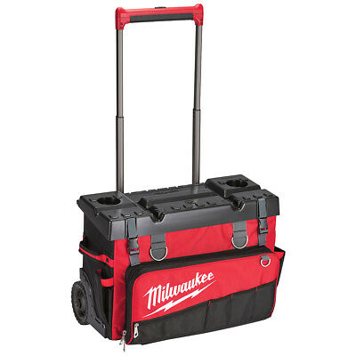 Milwaukee 48-22-8220 24-Inch Heavy Duty Zip-up Hardtop Rolli