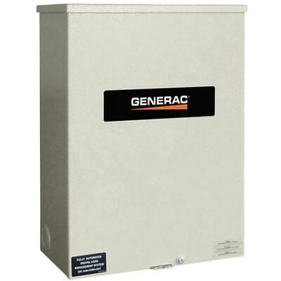 Generac Gnc-rtsn200k3 277480v Guardian 200-amp Automatic Transfer Switch