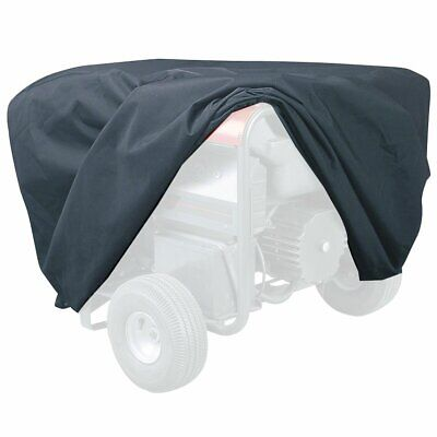 Classic Accessories 79547 Black Heavy Duty Weather-x Generator Cover - X-large
