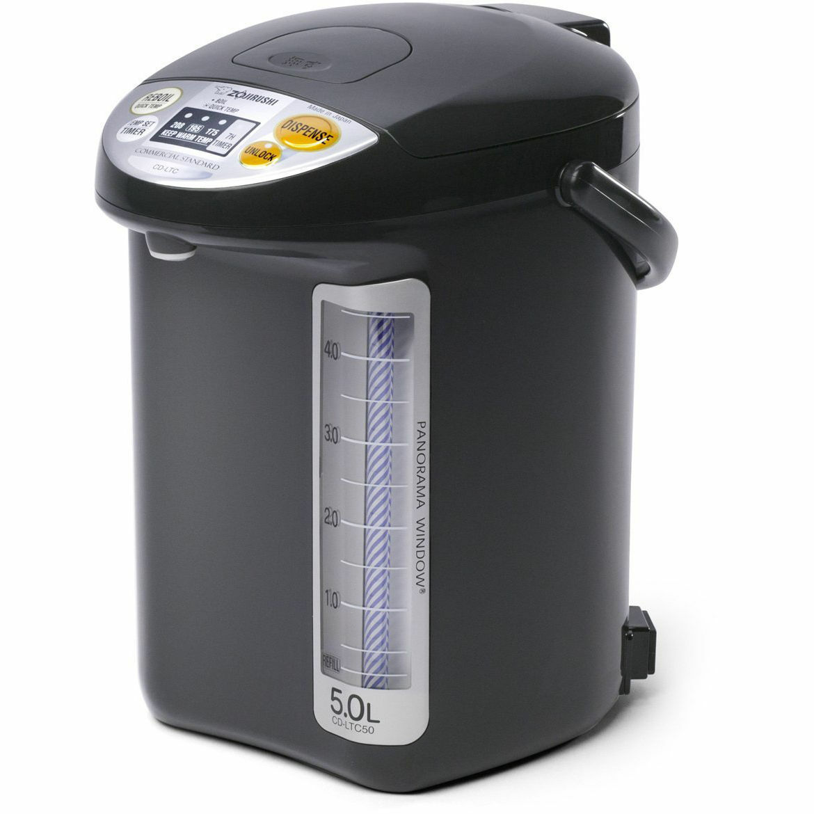 Zojirushi CD-LTC50-BA  Water Pot Heater Boiler and Warmer, B