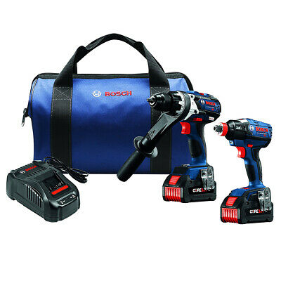 Bosch GXS18V-02N24 18-Volt 6.3Ah CORE Battery Starter Kit w/