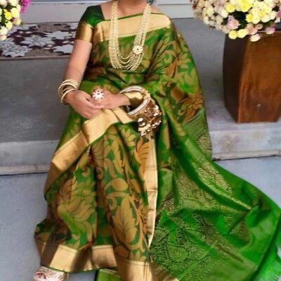 Beautiful Kanjivaram  saree