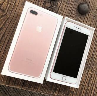 Apple iPhone 7 Plus 128gb Rose Gold Unlocked As New