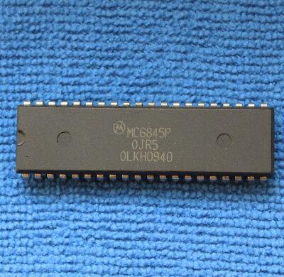 1pcs Mc6845p Mc6845 Crt Controller Dip-40