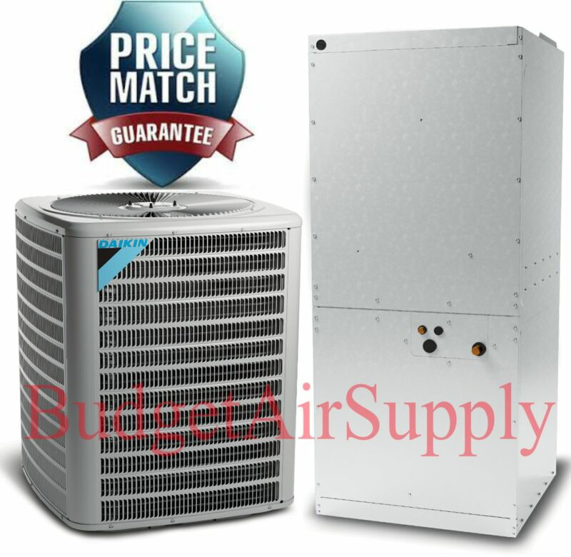 Daikin Commercial 7.5 Ton 11 Eer(208/230) 3 Phase 410a Split System A/c