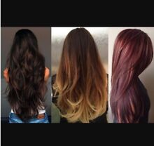 Microbead hair extensions  Rossmoyne Canning Area Preview
