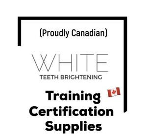 Teeth Whitening Course ,Certification and Supplies