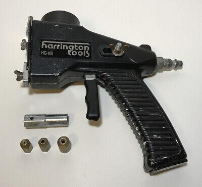 Harrington Tools Pneumatic Air Texture Hopper Gun Model Hg-100 Drywall Tool