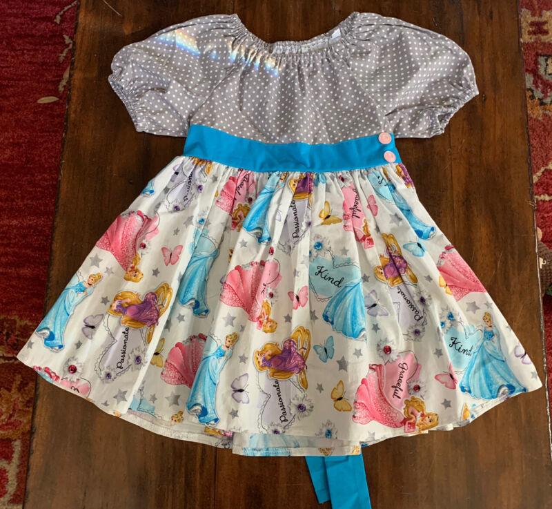 BOUTIQUE HANDMADE DISNEY PRINCESS Size 3T  dress Cinderella KCD Creations