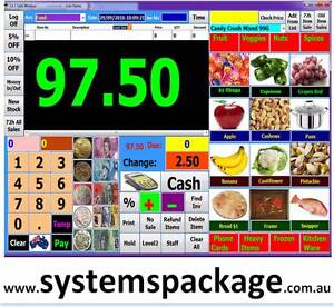 Buy Not Rent, Supermarket & Retail POS Software with 24/7 Support Sydney City Inner Sydney Preview