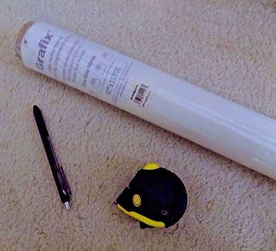 "Grafix High Performance Drafting Engineering Film Paper .003 42"" x 10 YDS"