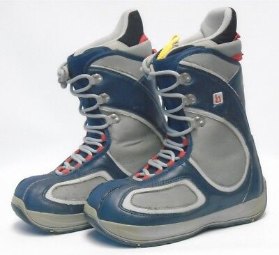 Burton Breed Snowboard Boots - Size 7.5 Used