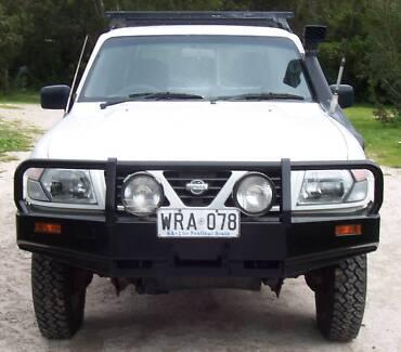 1999 Nissan Patrol Wagon 4.2 D