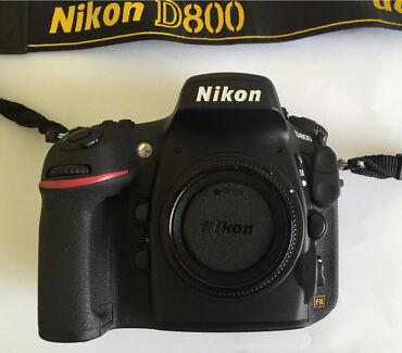 Nikon D800 Digital SLR - (body only) Frankston South Frankston Area Preview