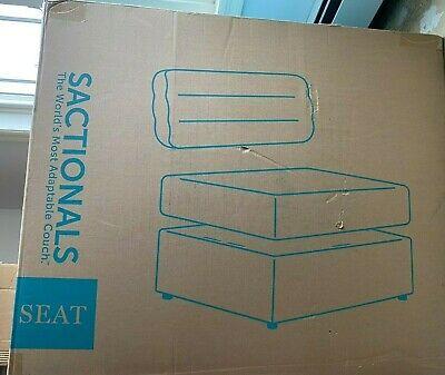 Lovesac Sactionals Seat Frame + Cushion + Back Pillow - Standard Series 6 (New)