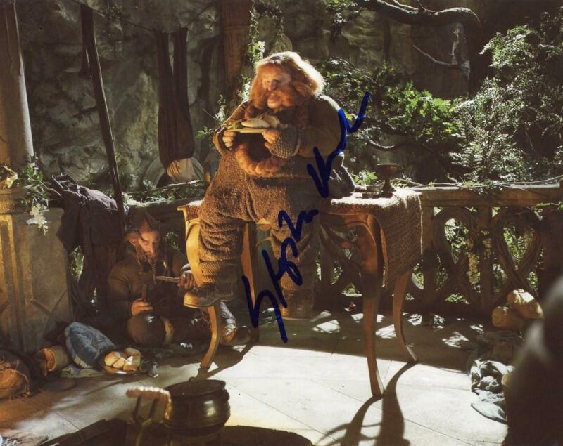 "Stephen Hunter ""The Hobbit"" AUTOGRAPH Signed 8x10 Photo B"