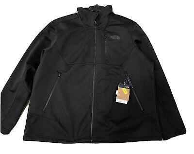 The North Face Men's Apex Risor Jacket - TNF Black - A3Y35JK3 XXXLarge - New 3XL