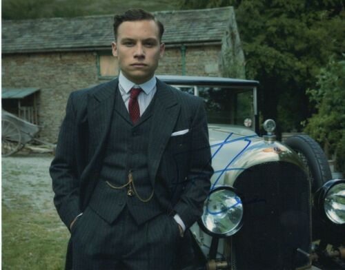 Finn Cole Peaky Blinders Autographed Signed 8x10 Photo COA 2019-1