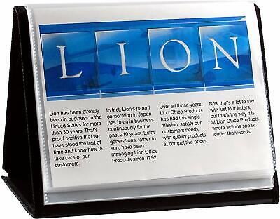 New Lion Flip-n-tell 4064 Chart Display Book-n-easel 8.5x11 39008-h 39108-h