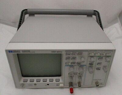 Hp 54600b 100mhz Oscilloscope