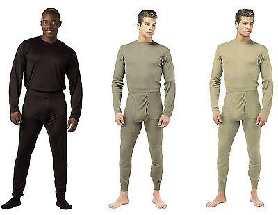 Military ECWCS Cold Weather Gen III Silk Weight Underwear Rothco 64020 63020