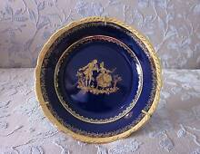 Vintage LIMOGES courting scene plate New Lambton Newcastle Area Preview