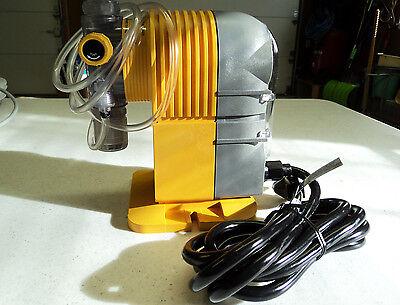 Tacmina Pzi4-12-vfc Solenoid Driven Metering Pump 1.6gph 60psi 4-20