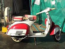 1965 Restored Vespa 150 Sprint Crows Nest North Sydney Area Preview